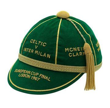 Picture of Celtic v Inter 1967 European Cup Commemorative Honours Cap
