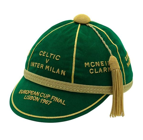 Picture of Celtic v Inter 1967 European Cup Commemorative Honours Cap