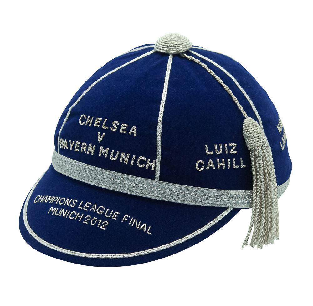 Chelsea v Bayern 2012 Champions League Commemorative Honours Cap