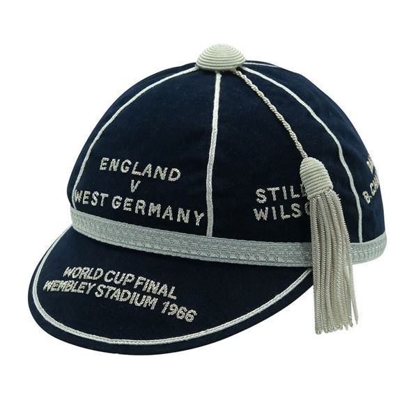 Picture of England 1966 World Cup Commemorative Honours Cap