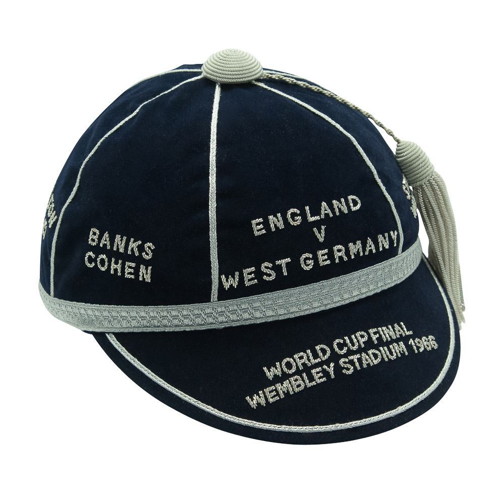 ... Picture of England 1966 World Cup Commemorative Honours Cap ... 8a54c5b60bf