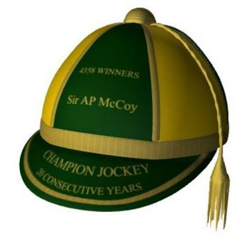 Picture of Honours Cap AP McCoy 20 Winning Years