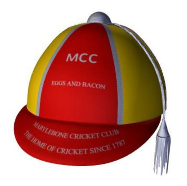 Picture of Honours Cap MCC Eggs And Bacon
