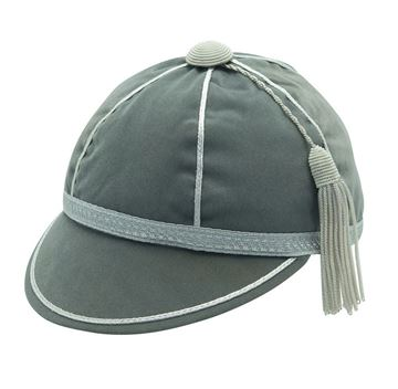 Picture of Honours Cap Cool Grey With Silver Trim