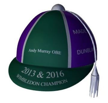 Picture of Honours Cap Andy Murray Made In Dunblane