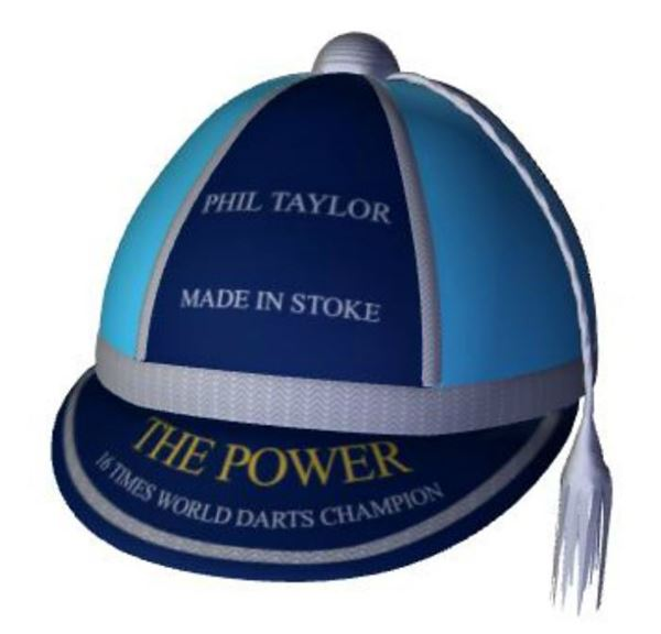 Picture of Honours Cap Phil Taylor 16 Time World Champion