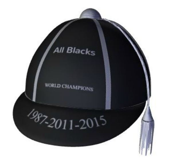 Picture of Honours Cap All Blacks 3 Times World Champions