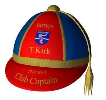 Picture of Personalised Club Captain Presentation Cap