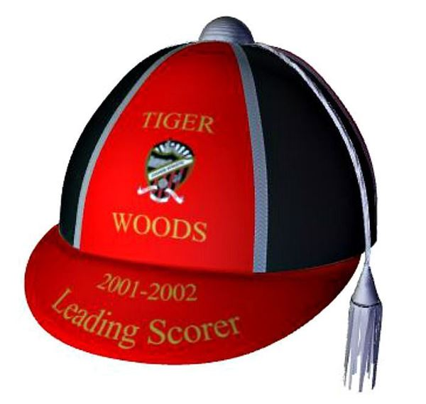 Picture of Personalised Leading Scorer Presentation Cap