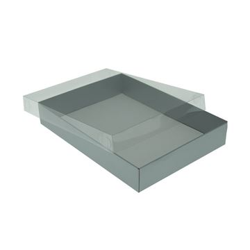 Picture of Clear Presentation Box