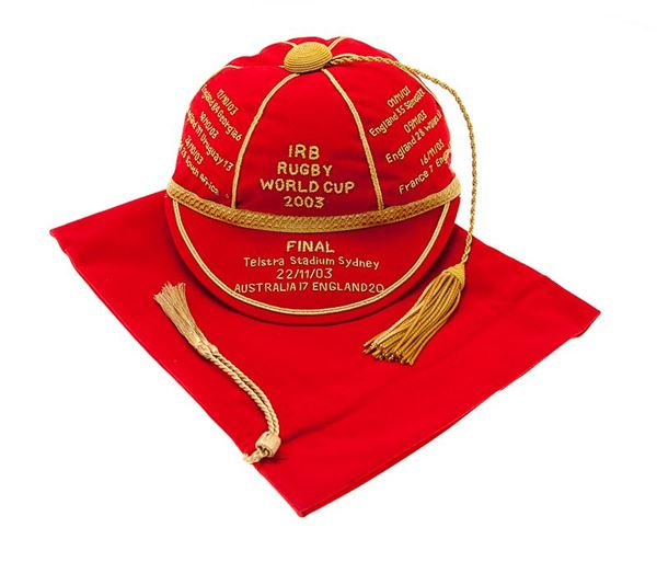 Picture for category Commemorative Rugby Caps