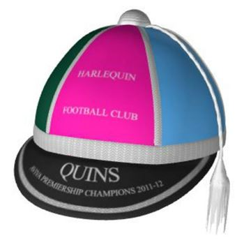 Picture of Honours Cap Harlequins 2012 Premiership
