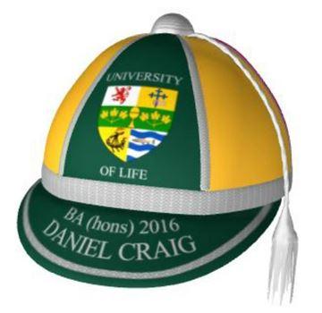 Picture of Personalised Graduation Cap